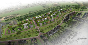 Villawijk in Voorthuizen